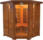 Sauna Infrarouge Luxe