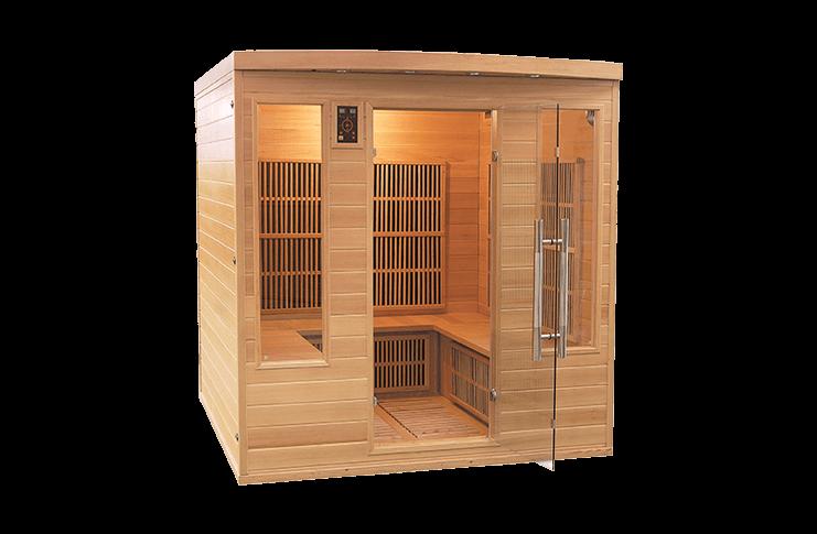 Infrared Sauna France Sauna