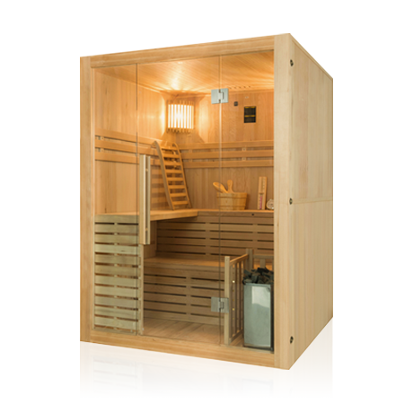 Sauna Sense 3/4 Places