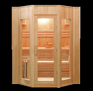 Sauna Zen 4 places